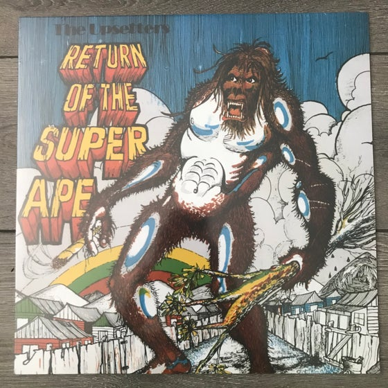 Image of The Upsetters - Return Of The Super Ape Vinyl LP