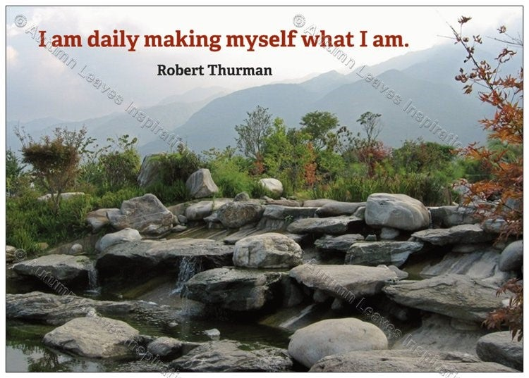Image of Q11 Robert Thurman quote