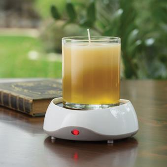 Image of Auto Shutoff Candle Warmer