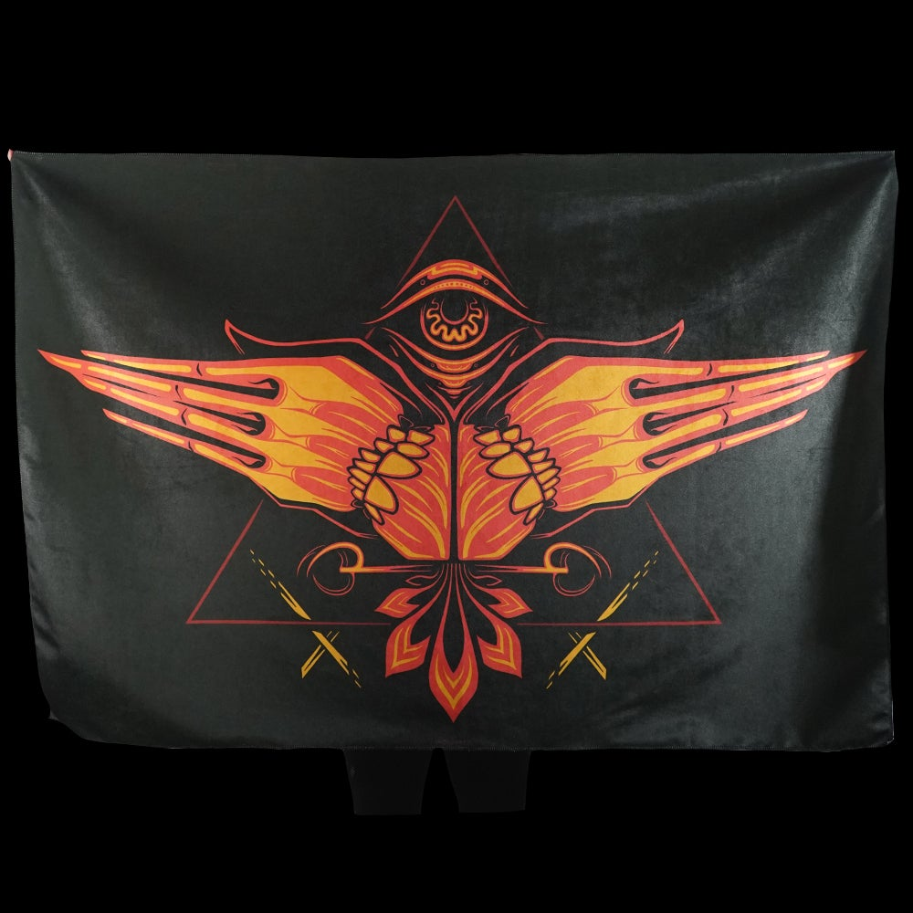 Image of ILLUMINAUGHTY TAPESTRY