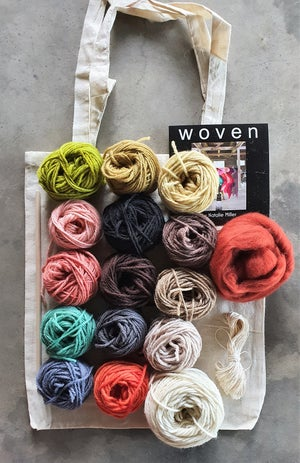 Image of The Dreamweaving Project wool pack