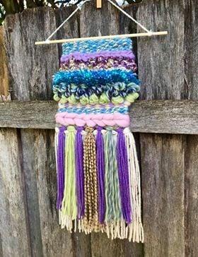Splash the Weaving