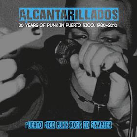 Image of Alcantarillados: 30 years of Punk in Puerto Rico, 1980-2010 (English version)