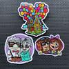 UP Sticker Set