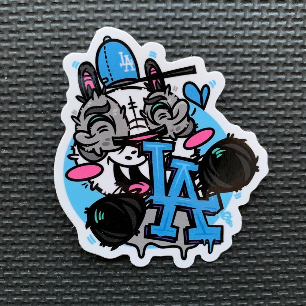 Image of LA Panduh Sticker