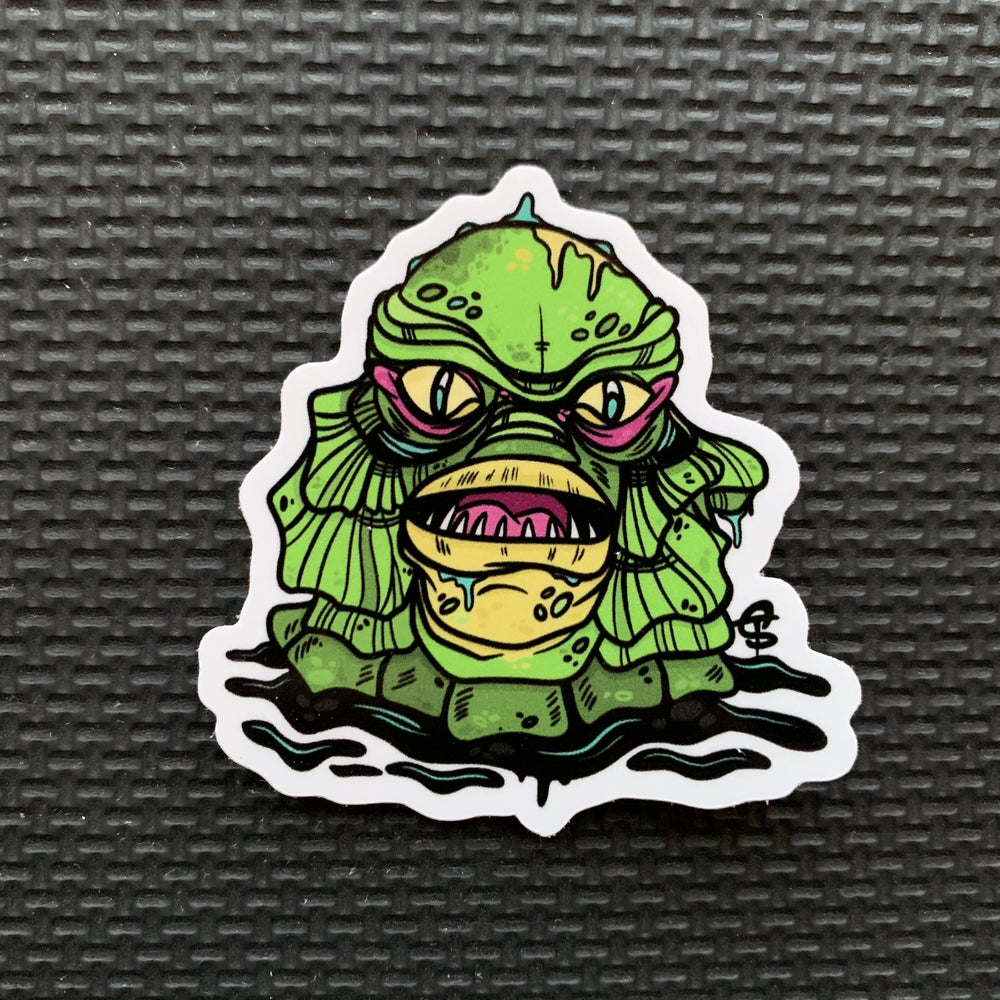 Image of Creature Sticker