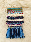 Dive into the Blue Weaving