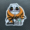 Pumpkin King PSL Sticker