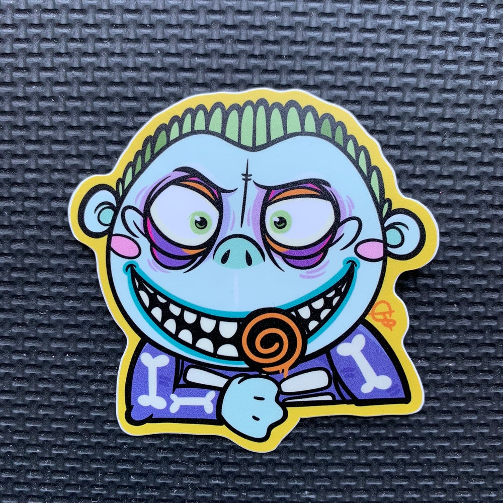 Image of Barrel PeekaBOO Sticker