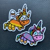 Ellie Unicorn Sticker Set