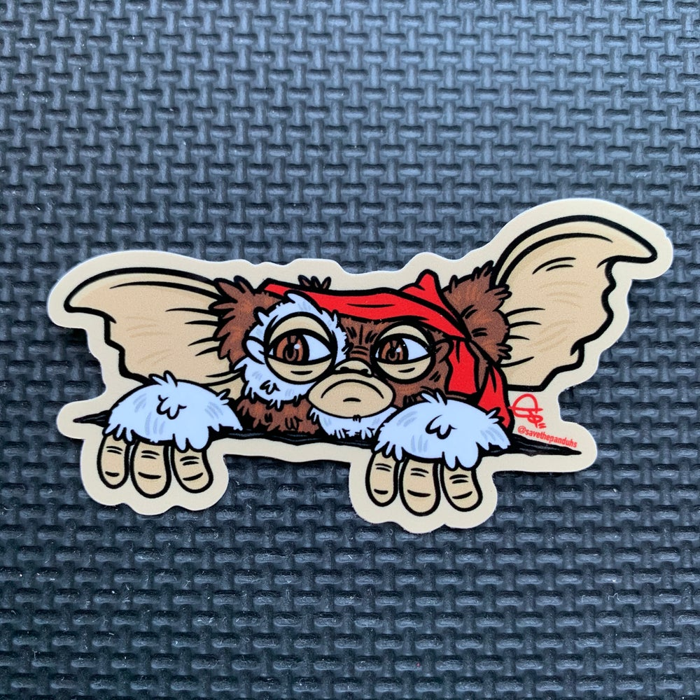 Image of Gizmo PeekaBOO Sticker