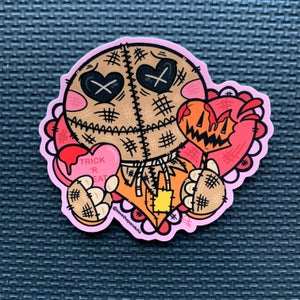 Image of Sam Valentines Sticker