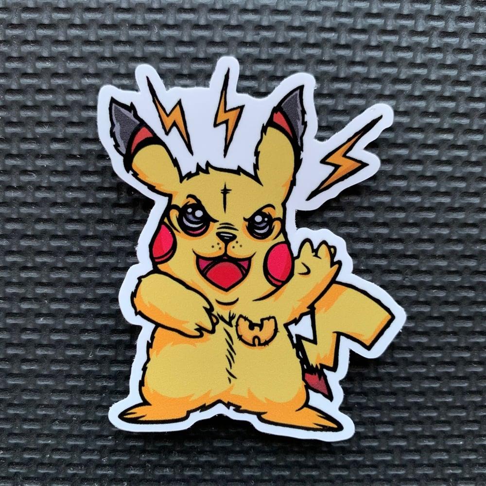 Image of PikaWU Sticker