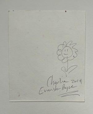 Image of Happy Flower by Charlie Evaristo-Boyce