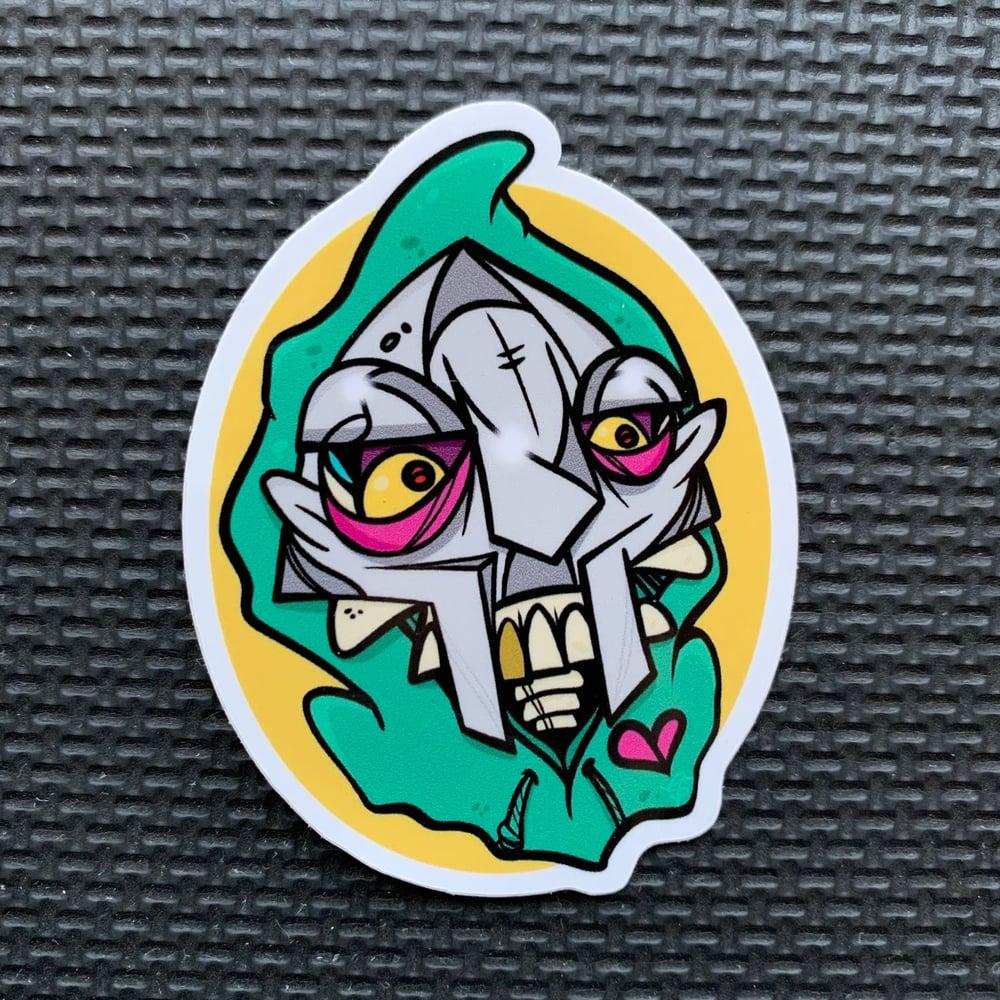 Image of DOOMED Sticker