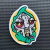 DOOMED Sticker