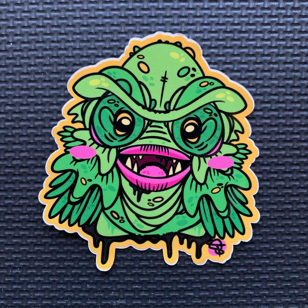 Image of Creature Cute Sticker