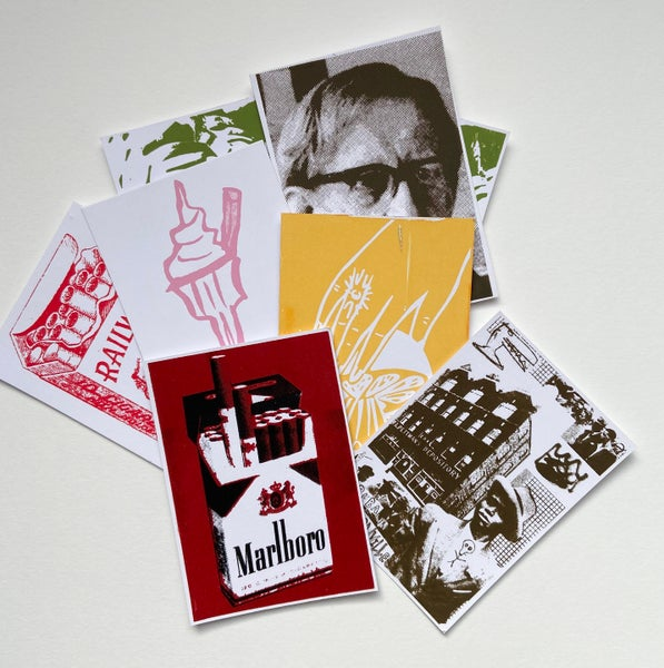 Image of Postcard Bundles  by Charlie Evaristo-Boyce