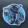 Bay-2D2 Sticker