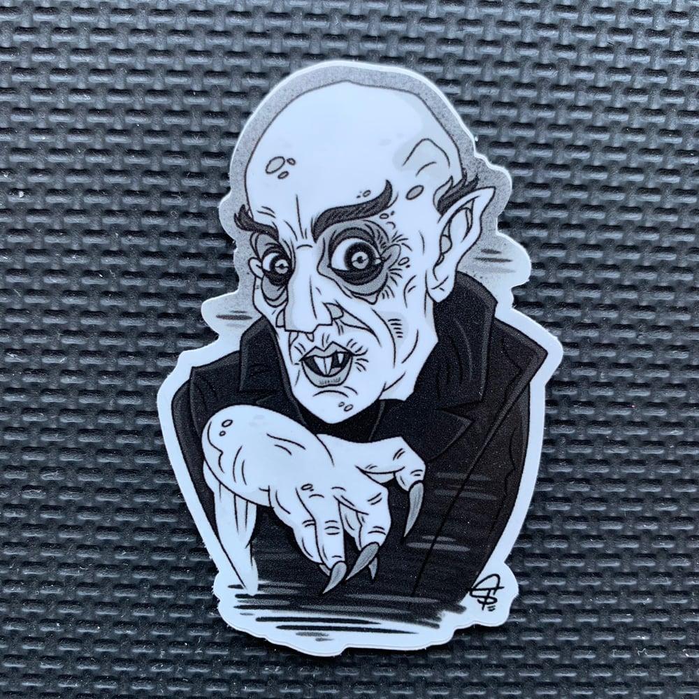 Image of Nosferatu Sticker