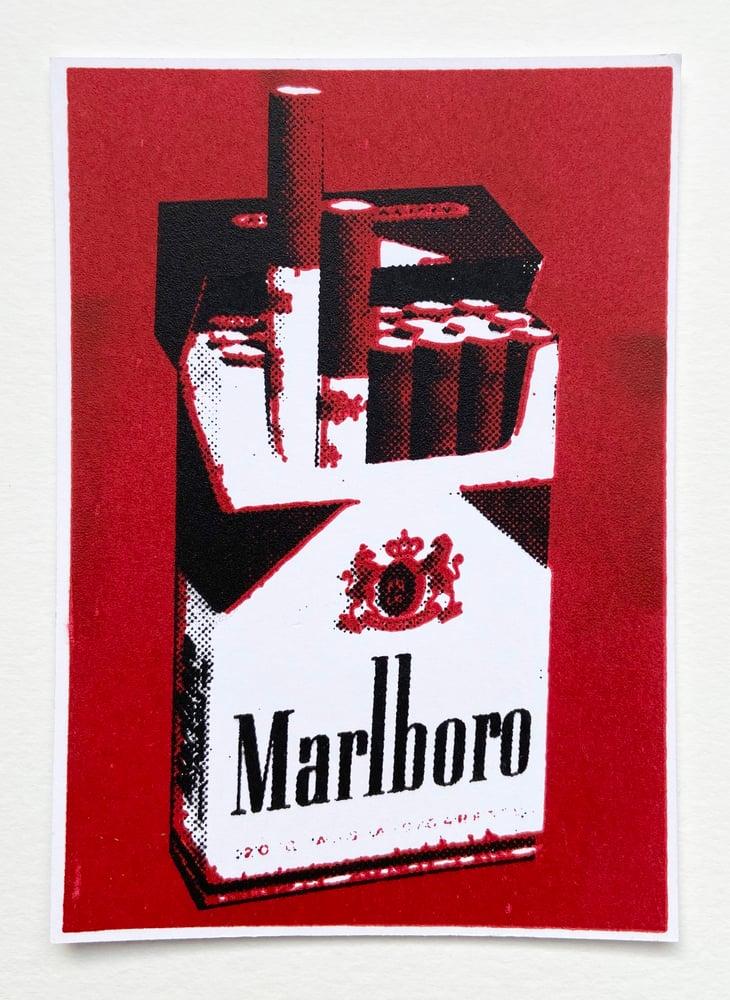 Image of Marlboro Postcard