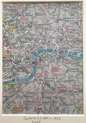 Image of Central London (East) c. 1930