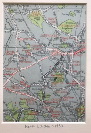 Image of North London c.1930