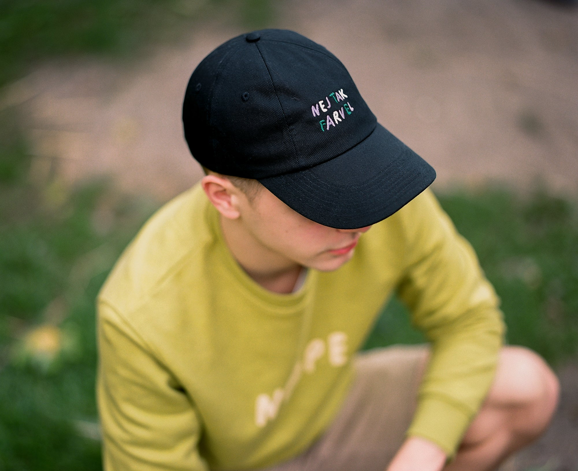Image of NTF Baseball Cap