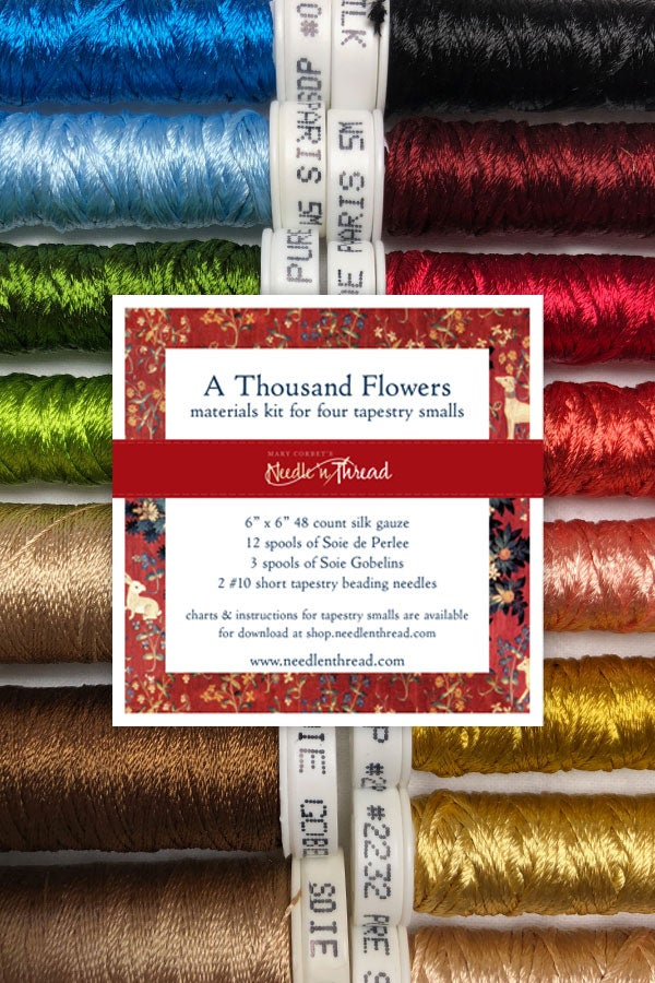 Image of A Thousand Flowers Materials Kit