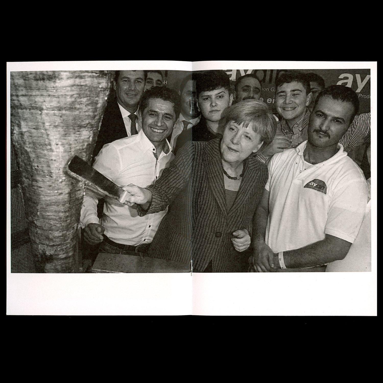 Image of Merkel & kebabs