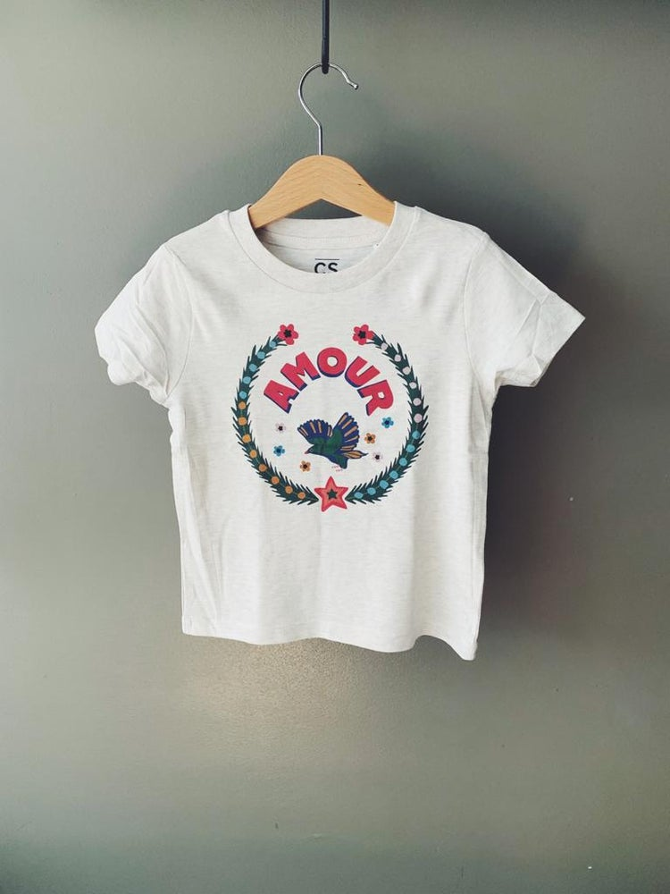 Image of TEE-SHIRT AMOUR