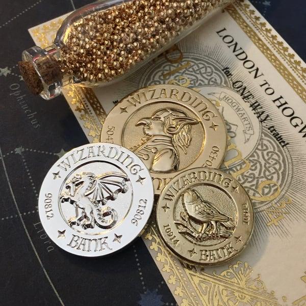 Image of Wizarding Money Full Coin Set