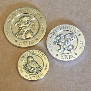 Image of Wizarding Money Full Coin Set