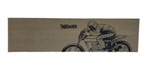 Image of Sideburn Houston Skate Deck