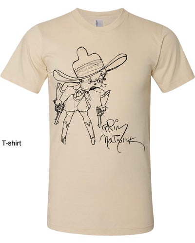 Image of Grim Natwick - Dangerous Nan McGrew T Shirt