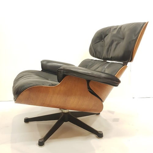 Image of LOUNGE CHAIR 671  EAMES