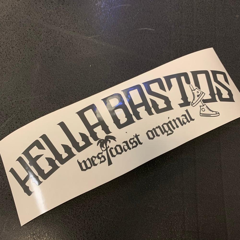 Image of HB Westcoast Original Banner