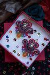 Mini Earrings - Edition pearl - Nubia