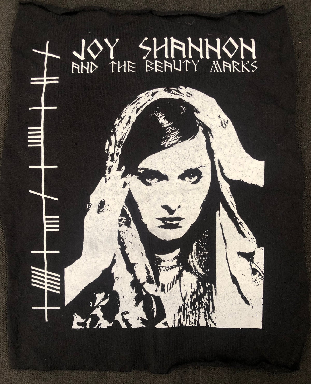 Image of Joy Shannon back patch