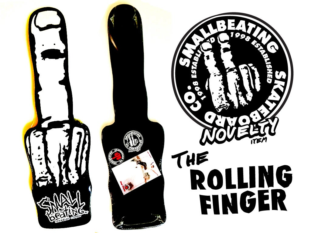 Image of ROLLING FINGER