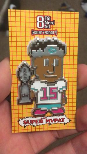 Image of Super MVPAT Pin