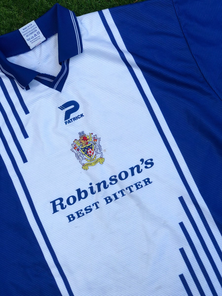 Image of Replica 1999-01 Patrick Home Shirt