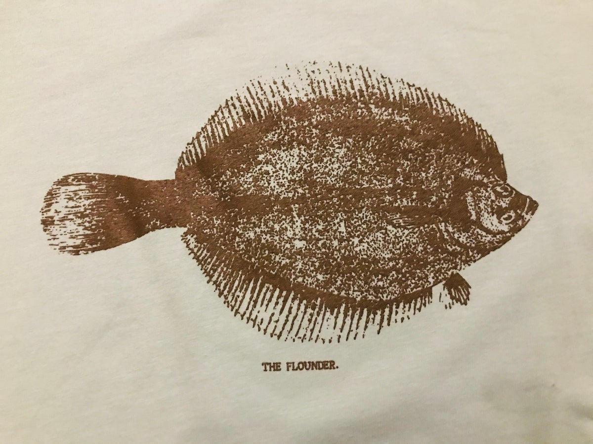 Image of The Flounder Tee