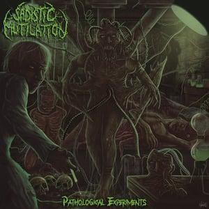 Image of SADISTIC MUTILATION: PATHOLOGICAL EXPERIMENTS CD