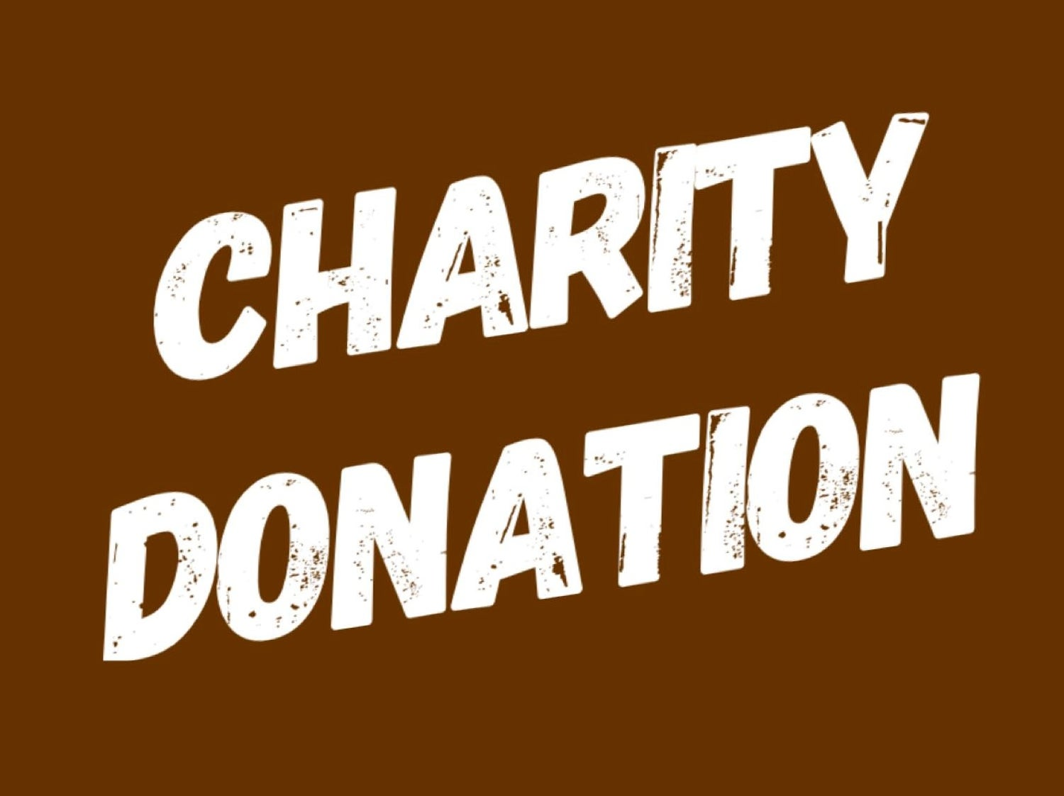 Image of Charity Donation
