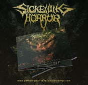 Image of SICKENING HORROR.CHAOS REVAMPED DIGIPACK