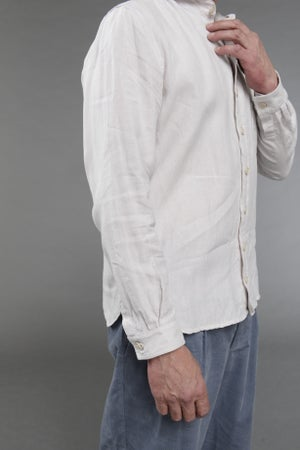 Image of Draughtsman Shirt Concrete £195.00