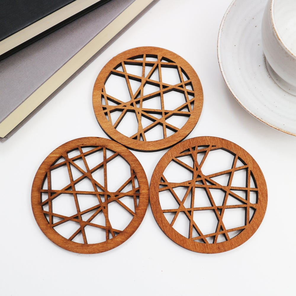 Image of Dissected Coasters