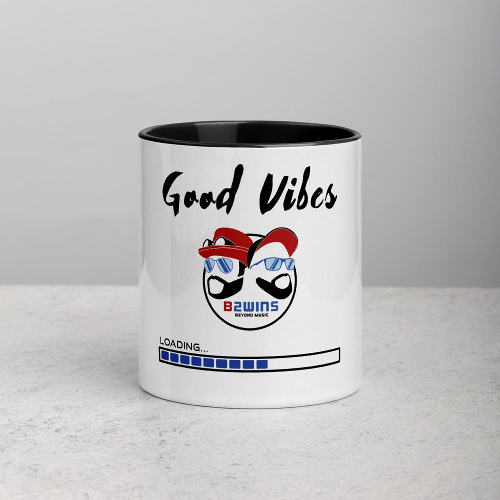 Image of Good Vibes Loading Mug