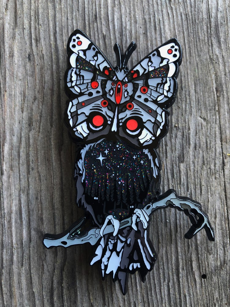 Image of Brian Serways Moth OwL